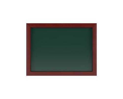 Доска магнитно-меловая настенная одноэлементная 500x700 мм лаковое покрытие зеленая - (502930К)