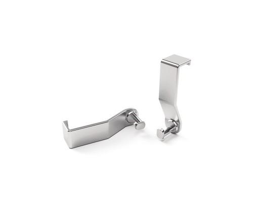 Набор принадлежностей для магнитно-маркерной доски Nobo для крепления бумаги 2 крючка - (402053К)