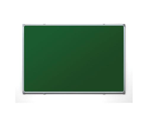 Доска магнитно-меловая настенная одноэлементная Attache 100x150 см лаковое покрытие зеленая - (142347К)