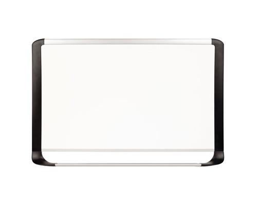 Доска магнитно-маркерная Bi-Office 90x120 см лаковое покрытие алюминиевая рама - (218306К)