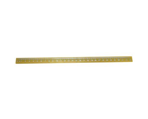 Магнитный держатель для досок желтый Линейка 290 мм - (644672К)