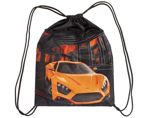 Мешок для обуви №1 School Sport car 370*470мм карман МО-26-2
