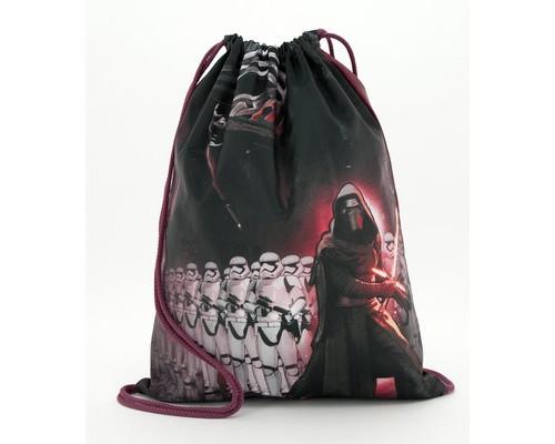 Мешок для обуви Звездные войны 33x42 см,полиэстер, 87359