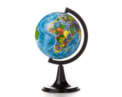 Глобус политический,120мм