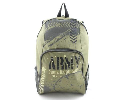 Рюкзак школьный Рюкзак молодежный №1 School Army