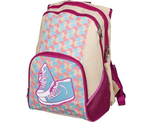 Рюкзак школьный Рюкзак молодежный №1 School Кеды