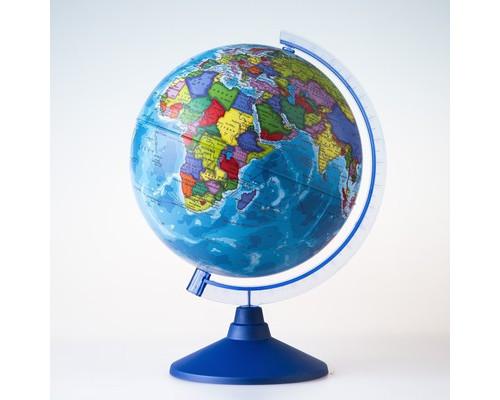 Глобус Земли политический,Классик,250мм