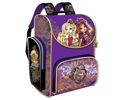 Ранец Mattel EAH Premium box черно-золотой 4994943