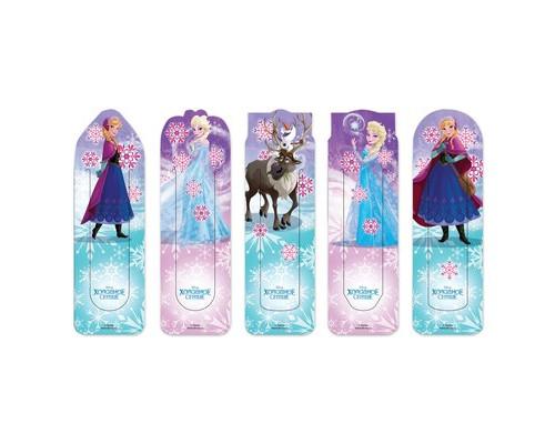 Закладка для книг Disney Frozen 5шт 4257188