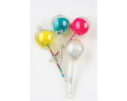 Ручка шариковая с помпоном, син., 0,7 мм, 86923