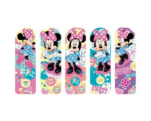 Закладка д/книг Закладка для книг Disney Минни 5шт 4257155