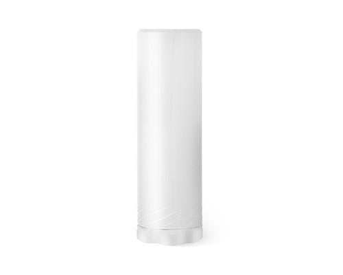 Пенал -тубус для кистей Стамм, пластик, белый, ПН71