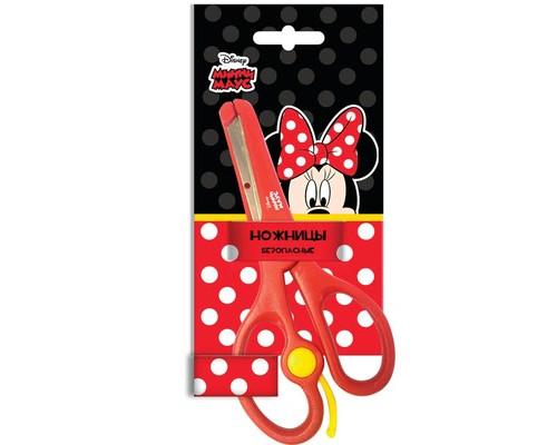 Ножницы детские безопасные 135мм Disney Минни 28945