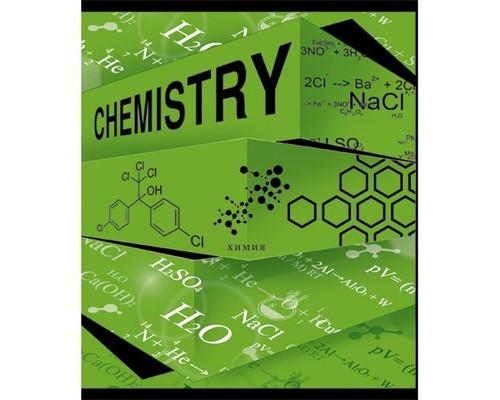 Тетрадь предметная 40л,кл,А5,Новые горизонты,Химия