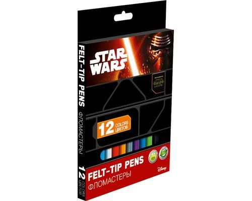 Фломастер Star Wars 12цв. SWDB-US1-2MB-12