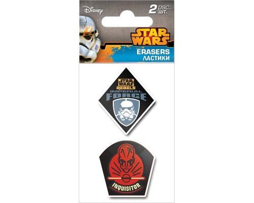 Ластик Star Wars фигурн. 2 шт. SWCB-US1-213-H2