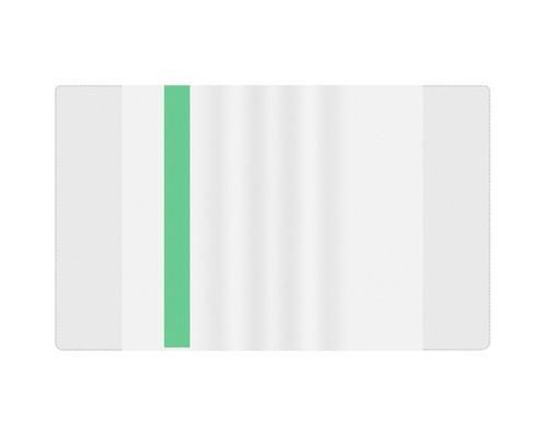 Обложка д/учеб,мл.кл,цв.закладка,230х365,ПВХ,110мкм