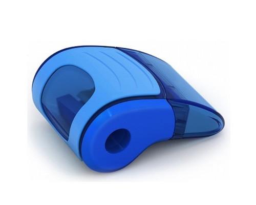 Точилка Y-plus Whistle 1 отв,конт,ласт,цв в асс. DSX0904 D