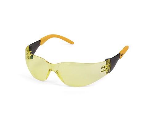 Очки открытые Фокус желтые (арт произв 210322)