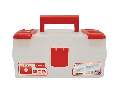 Ящик пластиковый для медикаментов с отсеками (BR3763)