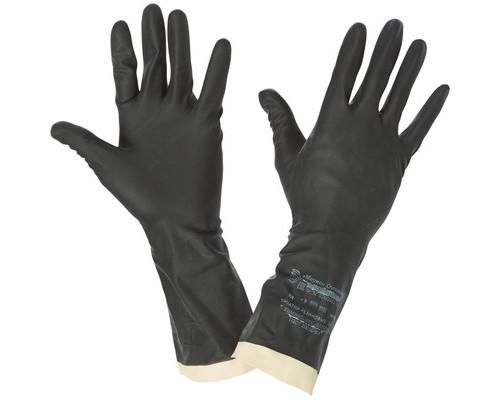 Перчатки КЩС тип II (р.1(8))(техн)