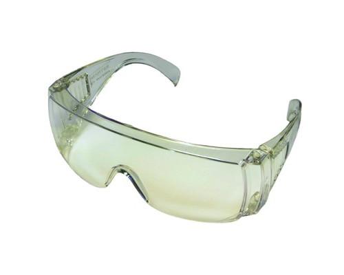 Очки открытые Люцерна прозрачные незапотевающие (арт произв 210319)