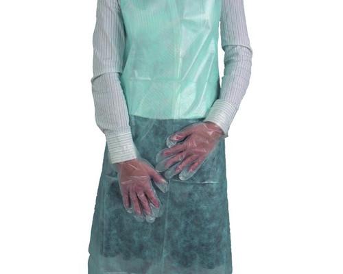 Перчатки полиэтиленовые р-р.L 50пар в уп.