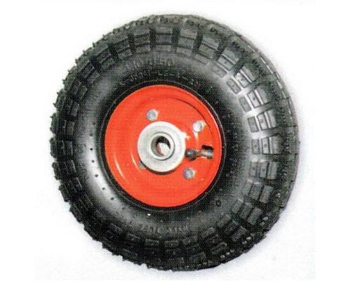 Колесо для тележки PR 1804 неповоротное пневмо без тормозов d250 мм - (372534К)
