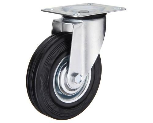 Колесо для тележки SC 200 поворотное d200 мм - (372520К)