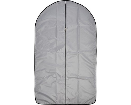 Чехол для одежды Attache серый 110x65 см - (207977К)