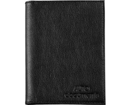 Бумажник водителя Befler Грейд BV1-9 черный - (398689К)