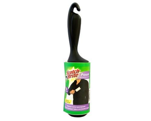 Ролик для чистки одежды 3М Scotch-Brite универсальный 30 листов - (71138К)