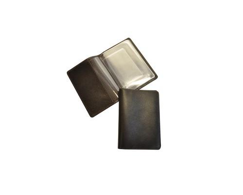 Обложка для автодокументов Grand 02-024-0723 кожаная коричневая - (466079К)