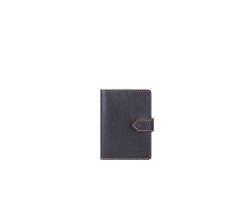 Бумажник водителя FABULA BV10ТХ Техас натуральная кожа черный - (213499К)