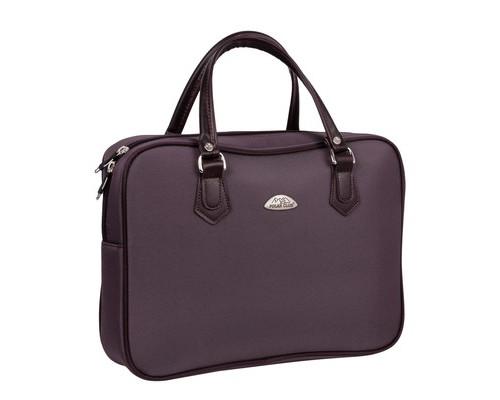 Папка-сумка Polar 7064 из полиэстера коричневого цвета - (510260К)