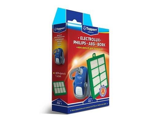 Фильтр для пылесоса Topperr HEPA FEX1 - (354035К)