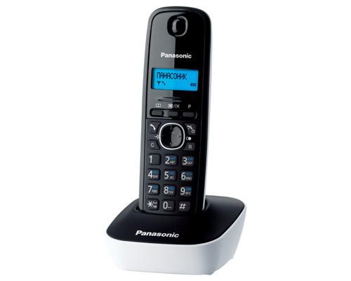 Радиотелефон Panasonic KX-TG1611RUW - (217914К)