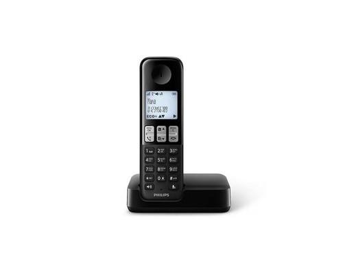 Радиотелефон Philips D2301B/51 - (510242К)
