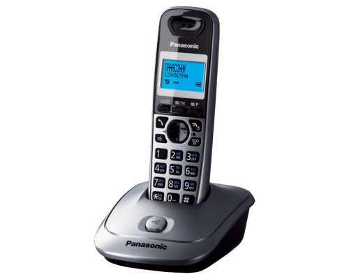 Радиотелефон Panasonic KX-TG2511RUM - (175459К)