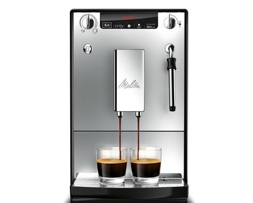 Кофемашина Melitta Caffeo Solo & Milk Е 953-102 - (483256К)