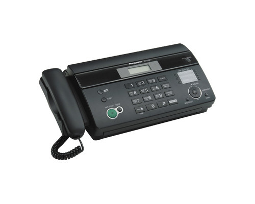 Факсимильный аппарат Panasonic KX-FT984RUB - (116304К)