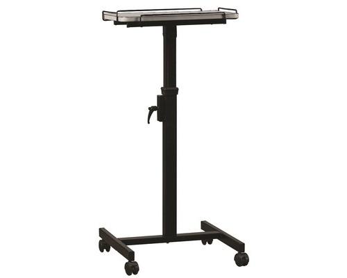 Столик проекционный Lumien Vitel LTV-103 до 20кг 1 полка колеса мобильный - (610849К)