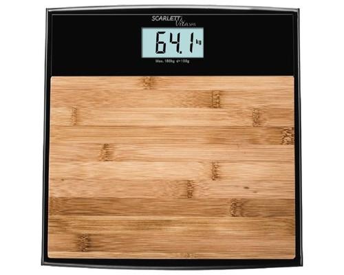 Весы напольные Scarlett SC-BS33E064 - (491336К)