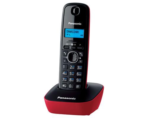Радиотелефон Panasonic KX-TG1611RUR - (217913К)
