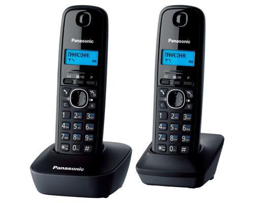 Радиотелефон Panasonic KX-TG1612RUH - (217915К)