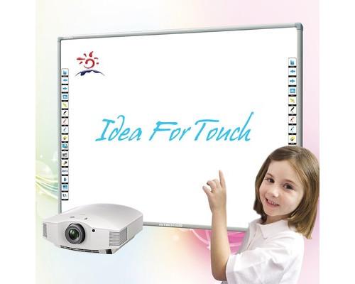 Доска интерактивная ScreenMedia SR-8083 - (610851К)