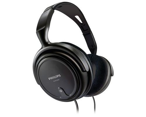 Наушники Philips SHP2000 черные - (261281К)