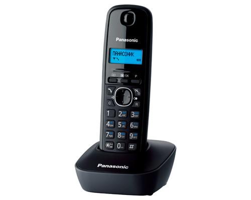 Радиотелефон Panasonic KX-TG1611RUH - (217912К)