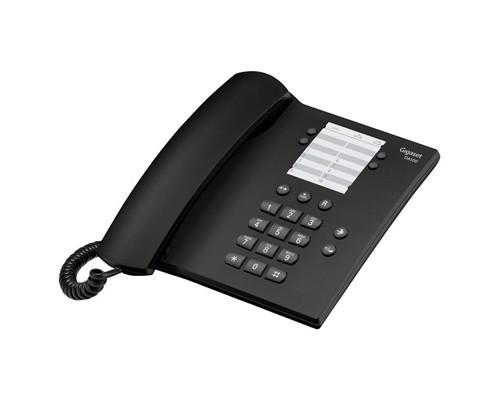 Телефон проводной Gigaset DA100 черный - (303740К)