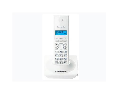 Радиотелефон Panasonic KX-TG1711RUW - (249954К)